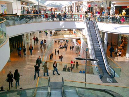 Hospodárska kríza - nakupovanie