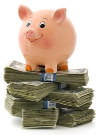 Zárobok - peniaze sa dajú sporiť